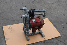 """Tuthill Fill-Rite 700 Fuel Transfer Pump 20-GPM With Stand + In/Out 1"""" ports GAS"""