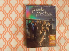 Private Practice: The Complete Sixth Season (DVD, 2013, 3-Disc Set)   BRAND NEW