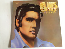 Elvis Presley - In Demand, EXc 1977 RCA Label 12``LP