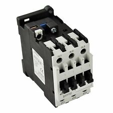 Siemens contactor 3TF32 3TF3211-0AK6 3P 120-600V 16A Includes 1 Year Warranty