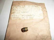 SUZUKI TS50 OR50 NOS FLOAT NEEDLE VALVE ASSEMBLY 13370-46710 ORIGINAL SUZUKI