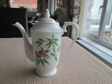 ORIENTAL IMOTO HHP  BIRDS AND BAMBOO DESIGN   SMALL COFFEE POT