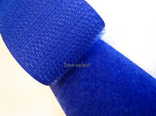 25mts BLUE RIPFAST HOOK & LOOP TAPE SEW FASTENING 30mm TOUCH CLOSE SEWING TAPES