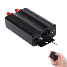 Car Vehicle SPY Real Time GPS Tracking Device SMS/GSM/GPRS Tracker System TK103B