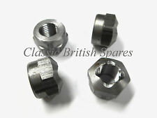 "BSA Twins Connecting Con Rod Nut Set ""4"" 67-1537 37-1691 5/16"" X 26 CEI A10 A65"