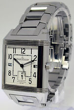 Jaeger LeCoultre Reverso Squadra Hometime Steel Watch Box/Book Q7008120