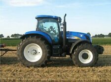New Holland T7030 T7040 T7050 & T7060 Tractors Workshop Manual