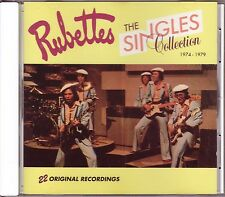 RUBETTES – The Singles Collection 1974-1979 (Dice Records, UK - 1992) – NEW!!!