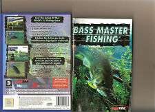 BASS MASTER FISHING PLAYSTATION 2 PS2 PS 2