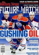 Hockey News Magazine Future Watch JORDAN EBERLE RYAN NUGENT-HOPKINS TAYLOR HALL