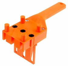 Wolfcraft 4641404 Dowel Quick Doweling Jig Made of high impact plastic PKG QTY:1