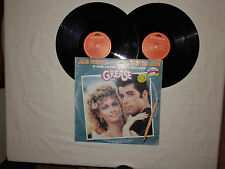 Grease -The Original Soundtrack-Disco Vinile 33 Giri LP Album DOPPIO ITALIA 1978