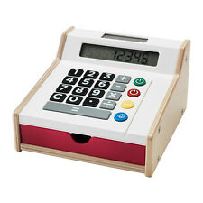 IKEA DUKTIG Toy Cash Register Easy To Learn Counting Money For Kids, Children