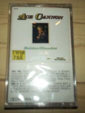 Tape CANNON, ACE Golden Classics Cassette SEALED
