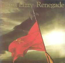 Renegade by Thin Lizzy (CD, May-1990, Universal/Polygram)