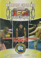 IFC - Sierra, Caged Combat. No Mercy. Mixed Martial Arts. Boxing, Wrestling,Judo