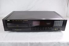Vintage JVC XL-Z555 Compact Disc Player Super-DIGIFINE Wood Sides Made in Japan