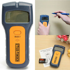 3-in1 Multi Stud Scanner AC Live Wire Cable Wood Metal Wall Detector Finder Auto