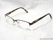 Banana Republic NANETTE Women's Prescription Eyeglasses Frame. Semi Rimless #800