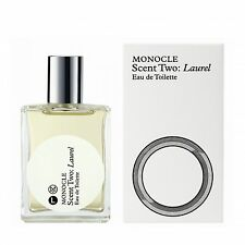 MONOCLE SCENT TWO: LAUREL by COMME DES GARCONS 50ML SPRAY EAU DE TOILETTE