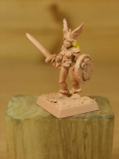 CLASSIC Metal Citadel Norse BARBARIAN FEMMINA MAIDEN WARRIOR FIGHTER (3131)