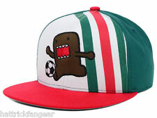 BIG TENT ENTERTAINMENT DOMO MEXICO SOCCER FLATBILL SNAPBACK  HAT/CAP - OSFM