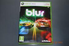 Blur Xbox 360 UK PAL **FREE UK POSTAGE**