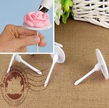 Flower Tool Icing Cream Nail DIY Bake Cake Cupcake Decorating Sugarcraft Holder