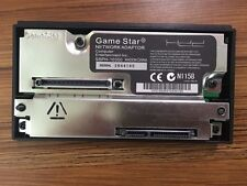 sata gamestar adaptador de red para playstation 2 interfaz  sata hdd