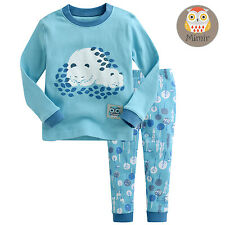 "Vaenait Baby Toddler Kids Clothes Sleepwear Pajama Set ""Hug Sky"" M(3T)"