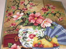 DIMENSIONS NEEDLEPOINT Kit ORIENTAL STILL LIFE  New n packge Made USA Nice gift