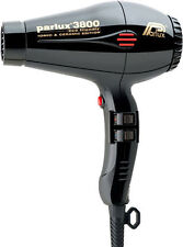 Parlux 3800 Ceramic Ionic Hair Dryer Color BLACK