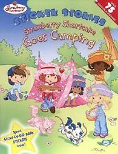 Strawberry Goes Camping: Strawberry Shortcake  Paperback