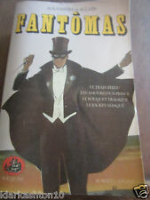 "Souvestre et Allain: Fantômas */ Robert Laffont Collection""Bouquins"""