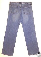Gap Boy cut stretch denim blue jeans pants size 8 womens