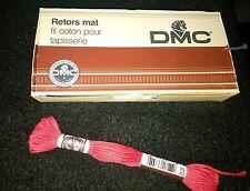 ECHEVETTRE DMC RETORS Mat N°4 -  2106 - FIL COTON POUR TAPISSERIE OU BRODERIE