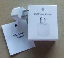 OEM Genuine Apple iPhone 5ES 6 6S  Wall Charger 5W USB Power Adapter Cube Head