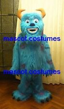 """New Monsters inc Mascot Costume Sully Character Sz. 5' 10"""""""