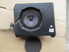 2001-02 Jeep Wrangler TJ Console Mounted Subwoofer Box assy.