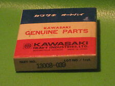 KAWASAKI S2 350 2-STROKE TRIPLE '72-73 PISTON RING SET STD. SIZE OEM # 13008-039