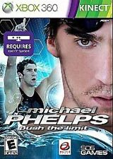 Michael Phelps: Push the Limit GAME (Xbox 360) **FREE SHIPPING!!