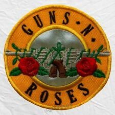 Guns N' Roses Replica Jacket Logo Embroidered Patch Axl Rose Slash Duff McKagan