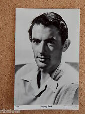 R&L Card: The People Show Parade, Gregory Peck Vintage Movie Star No.1078
