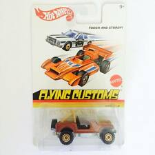Hotwheels Flying Customs JEEP CJ-7 - Hot Pick