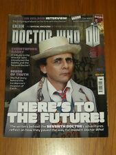 DOCTOR WHO #473 JUNE 2014 UK MAGAZINE CHRISTOPHER BARRY MARCUS WILSON