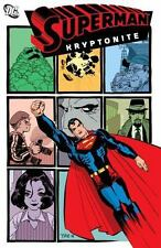 Superman: Kryptonite (Superman: Confidental, Book 1)-ExLibrary