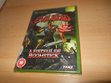 Evil Dead: A Fistful of Boomstick XBOX sealed FREE UK POST