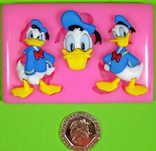 Disney Donald Duck Silicone Mould by Fairie Blessings