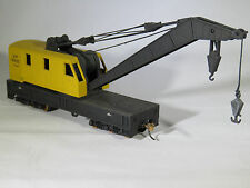 MOW TRAINS Tyco Custom UNION PACIFIC 200T Crane UP 91003 Work Train KD5