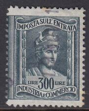 Ricavi ITALIANO: 1947 vendite AX 300L slate-blue RUOTA wmk metto 117 Annulla fiscale